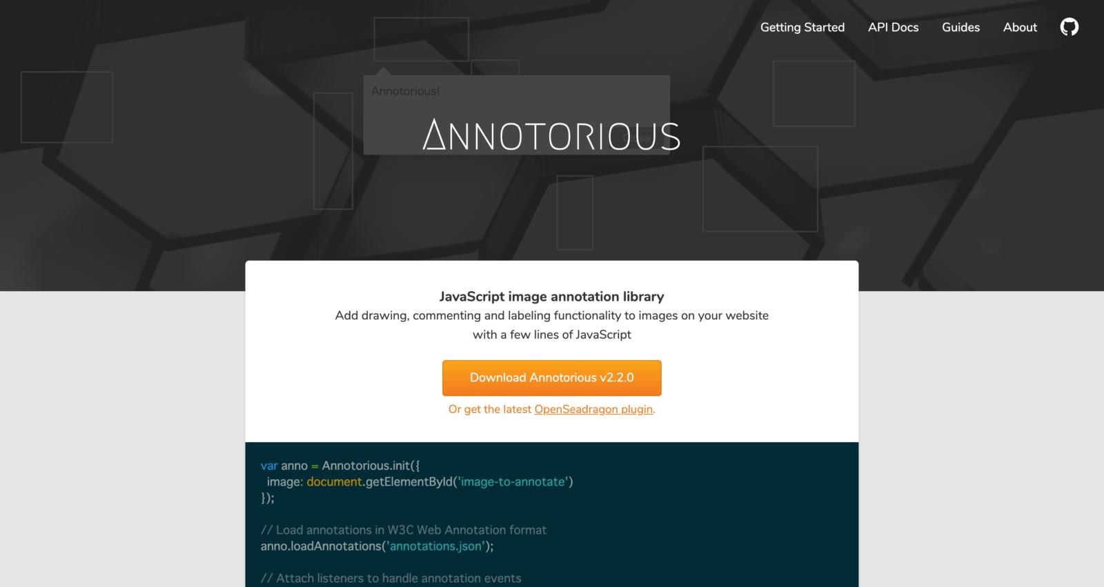 Annotorious