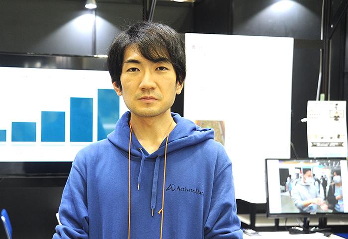 代表取締役社長 森田尚也さん