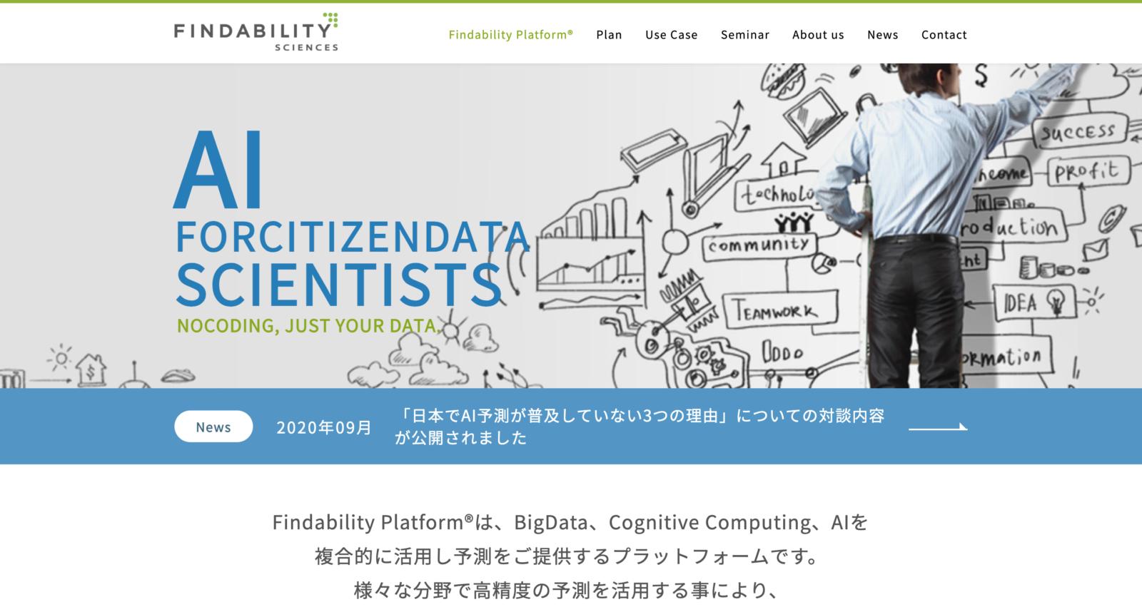 Findability Platform