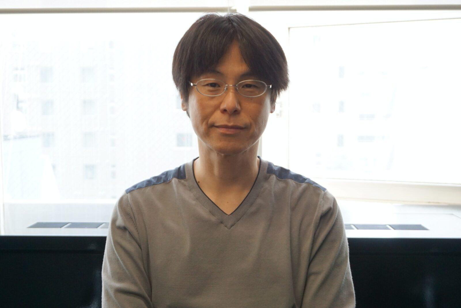 代表取締役社長の岩原将文さん