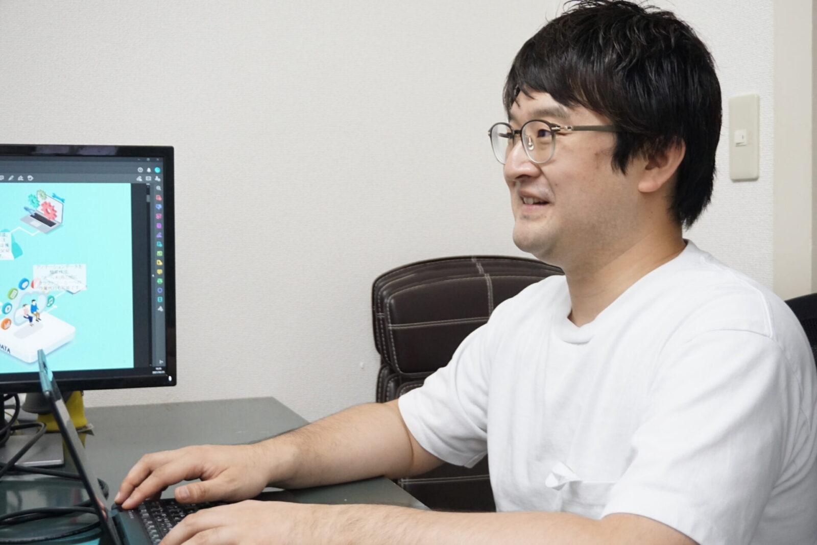 代表取締役COOの藤井さん
